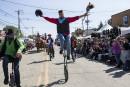 Des experts du monocycle ont épaté la foule.... | 10 septembre 2017