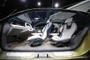 Une Skoda Vision E montrée lors d'un événement chez Volkswagen... | 11 septembre 2017