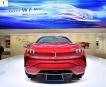 Luxe chinois - Une voiture de marque Wey, présentée lors... | 12 septembre 2017