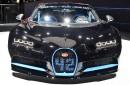 La Bugatti Chiron exposée par Volkswagen au Salon de l'auto... | 12 septembre 2017