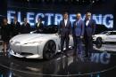 Le mot d'ordre de BMW est clair : électrifier.Le PDSGHarald... | 12 septembre 2017