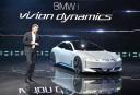 La BMW i Vision Dynamics a été présentée par l'ingénieur... | 12 septembre 2017