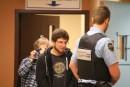 Alexandre Courtemanche plaide coupable