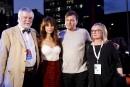 Les membres du jury de la compétition longs métrages :... | 13 septembre 2017