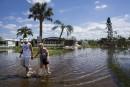 Trois jours après le passage d'Irma