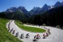 Le Tour d'Italie 2018 partira d'Israël