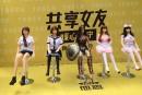 Nouveau en Chine: la location de poupées gonflables