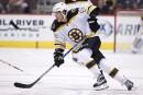 Bruins: contrat de six ans et 40millions pour David Pastrnak