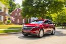Chevrolet Equinox 2018:un nouveau souffle