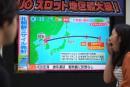 Nouveau tir de missile nord-coréen, au-dessus du Japon