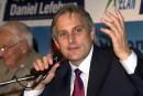 Résiliation d'un contrat par le BIG:l'homme d'affaires Daniel Lefebvre en colère