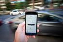 Uber sur le point de quitter Montréal