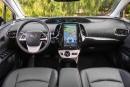 L'intérieur de la Toyota Prius Prime... | 15 septembre 2017