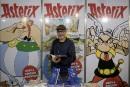 Astérix et la Transitalique, un clin d'oeil à Uderzo