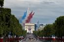 Trump rêve à un défilé «mieux» que celui du 14 juillet en France