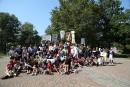 Une centaine de personnes ont participé à laMarchepour la paix... | 18 septembre 2017