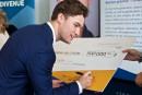 Jonathan Drouin fait un don de 500000$ au CHUM