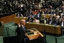 Trumpmenacede «détruire totalement» la Corée du Nord