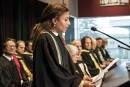 L'épouse de Raif Badawi réclame sa libération au Conseil des droits de l'homme