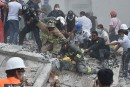 Mexico secoué par un puissant séisme