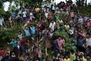 Rohingyas: Macron évoque un «génocide» en Birmanie