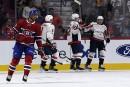 Malgré ses 43 tirs, le Canadien s'incline 4-2