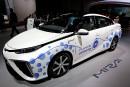 Infrastructures : Toyota et Québec étudieront des initiatives pour l'hydrogène