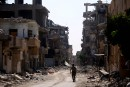 À Raqqa, la bataille «historique» contre l'EI touche à sa fin