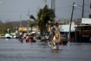 <em>Maria</em>: évacuations massives à Porto Rico après la rupture d'un barrage<strong></strong><strong></strong>