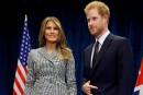 Le prince Harry et Melania Trump, vedettes des Invictus Games