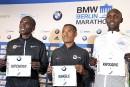 Place au «Combat du siècle» des marathoniens