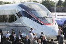 GERMANY-TRANSPORT-FAIR-INNOTRANS-BOMBARDIER-ZEFIRO