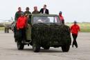 Venezuela : Maduro appelle l'armée à «huiler» les fusils