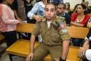 Israël: l'armée réduit la peine d'un soldat ayant achevé un Palestinien