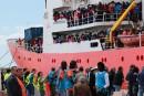 Secours aux migrants: la Libye menace de saisir des bateaux d'ONG