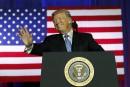 Trump «inapte» à la présidence pour une majorité d'Américains