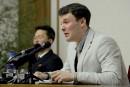 Corée du Nord: pas de traces de tortures sur l'étudiant américain décédé