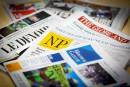 Politique culturelle: les médias d'information mordent la poussière... pour l'instant