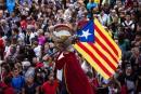 Des jeunes péquistes sherbrookois en mission en Catalogne