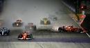 Rien n'est joué, car Vettel peut théoriquement inscrire 150 points... | 28 septembre 2017