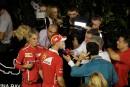 Sebastian Vettel a dû expliquer son erreur de pilotage après... | 28 septembre 2017