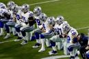 NFL: une majorité d'Américains contre le genou à terre