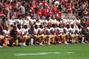 NFL: les manifestants sont moins nombreux à répliquer à Trump