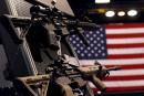 Après Las Vegas, Donald Trump reste muet sur les armes à feu