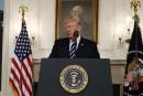 Las Vegas: Trump dénonce le «mal absolu»