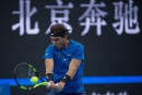 Rafael Nadal l'emporte difficilement à Pékin