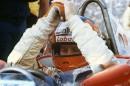 Gilles Villeneuve lors des qualifications du GP de Formule 1... | 3 octobre 2017