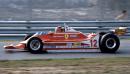 Gilles Villeneuve au volant de sa Ferrari, en route vers... | 3 octobre 2017