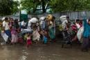 Birmanie: l'armée accuse les rebelles d'incendier des villages rohingya