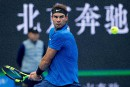 Rafael Nadal accède aux quarts de finale en Chine